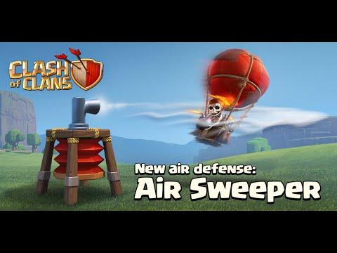 Nouvelle défense aérienne : Air Sweeper ou Souffleur